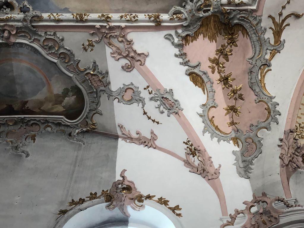 renovierung der wallfahrtskirche maria vesperbild. Black Bedroom Furniture Sets. Home Design Ideas
